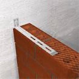 Cách lắp đặt thép râu tường
