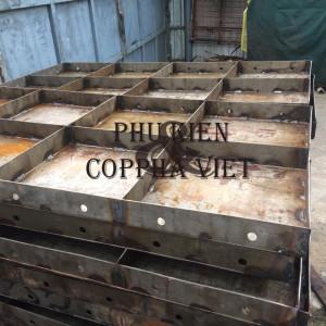Cốp pha thép sàn chất lượng tại TPHCM
