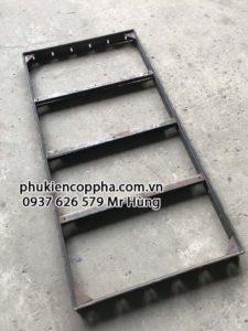 Euro form do Cốp Pha Việt sản xuất