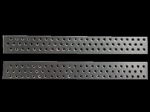 2 chiều dài cơ bản của bát neo tường là 250 và 300 mm