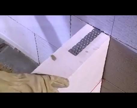 Ứng dụng neo tường ngang với tường dọc
