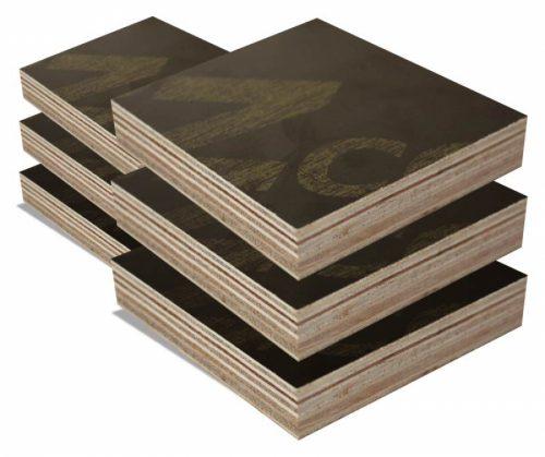 Giá của ván ép phủ phim tekcom 1 mét vuông dao động từ 350 ngàn đến 600 ngàn